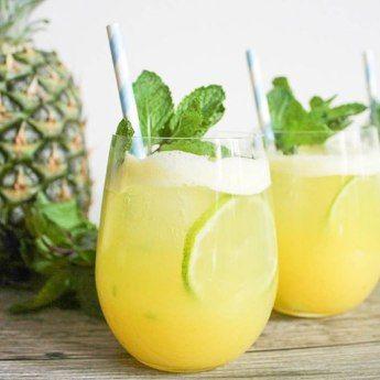 20 Amazing Benefits Of Lemon And Pineapple Water Zumo De Pina