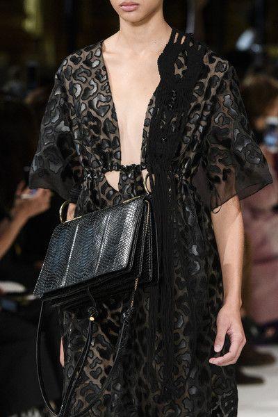 Stella McCartney at Paris Fashion Week Spring 2018 - Can We Please Have These Paris Runway Purses? - Photos