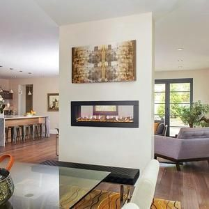 7 Tips For Owning A Fireplace Living Room Scandinavian Built In