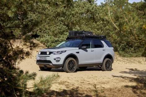 Suspension Kit Hoherlegung Discovery Sport Landrover Land Rover Discovery Sport Land Rover