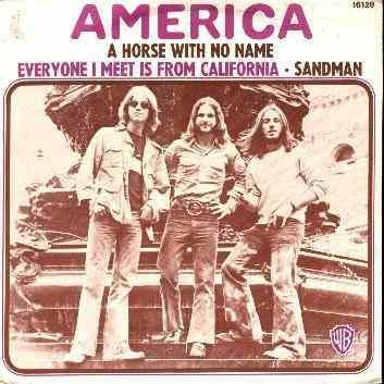 A Horse With No Name What Does That Mean Classic Rock Songs America Band Rock Album Covers