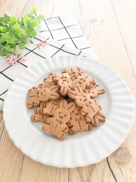 クッキー 小麦粉