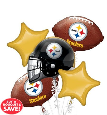 Nfl pittsburgh steelers party supplies party city football nfl pittsburgh steelers party supplies party city football birthday party pinterest pittsburgh steelers birthdays and steeler nation filmwisefo Gallery