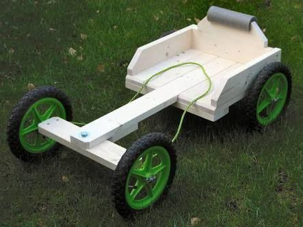 Image Result For Diy Wooden Go Kart Kids Wooden Go Kart Diy Go