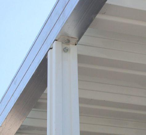 Aluminum Awning Post Aluminum Awnings Entrance Awnings Porch Awning