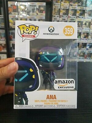 Funko POP Overwatch #359 Amazon Ana exclusive Vinyl Figure