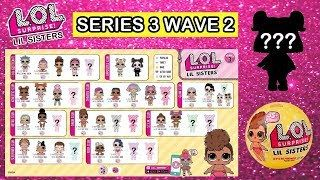 Image Result For Lol Surprise Series 3 Checklist Lol Lol Dolls Funny Pictures