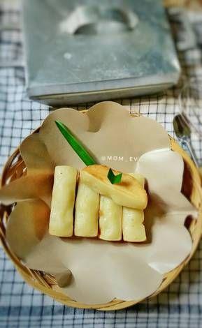 Resep Kue Buroncong Khas Makassar Oleh Mom Ev Resep Makanan Resep Kue