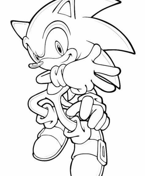 Cartoon Coloring Pages Pdf Luxury Coloring Books Sonic The Hedgehog  Coloring Pages Pdf Sonic Cartoon Coloring Pages, Hedgehog Colors, Coloring  Pages