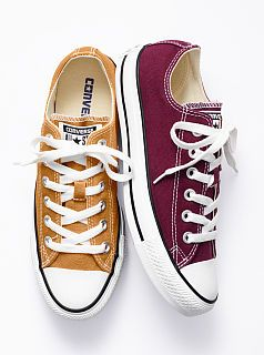 converse all star mostaza