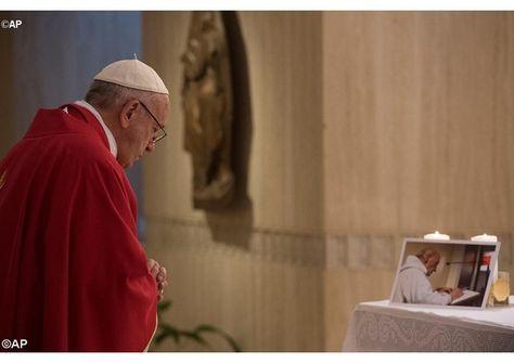 """Papa Francisco: """"Matar en nombre de Dios es satánico"""" - Radio Vaticano"""
