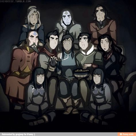 Aang Is In The Back Tt A Lenda De Korra Avatar Aang Avatar