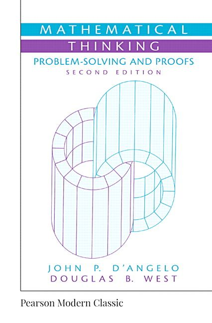 Mtahematical Thinking Problem Solving And Proofs 2nd Edition
