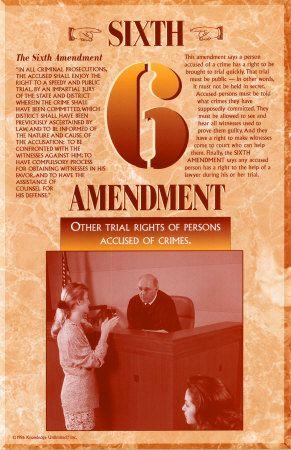 6th+Amendment | Sixth Amendment