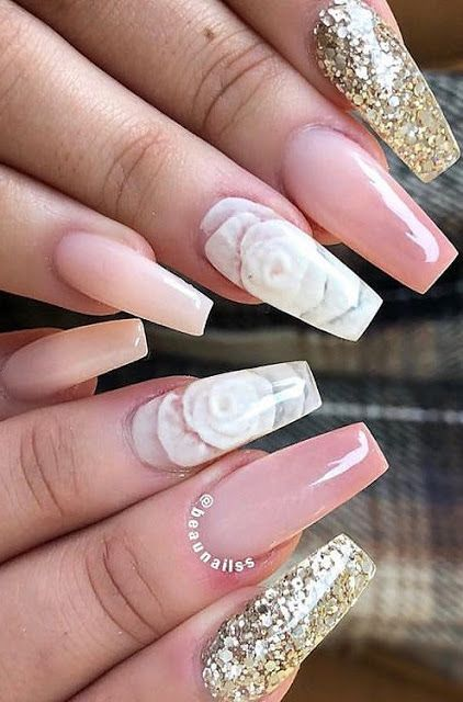 28 Cute Awesome Acrylic Nails Design Ideas For This Year 2019 Acrylic Nail Designs Acrylic Nail Polish Fake Nails