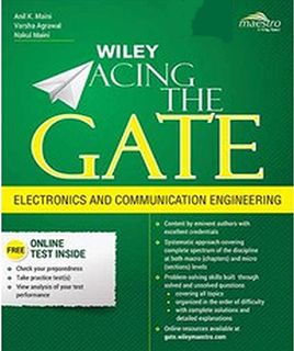 Wiley Acing the Gate Electronics and Communication