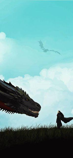 أحدث خلفيات Game Of Thrones Season 8 للايفون Game Of Thrones Poster Game Of Thrones Art Game Of Thrones Dragons