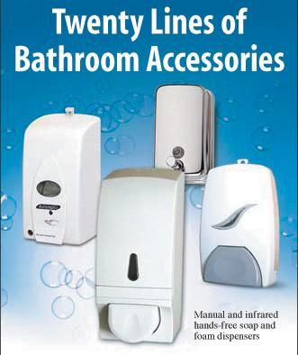 Doctorclean Has Manual And Automatic Hands Free Soap Foam And