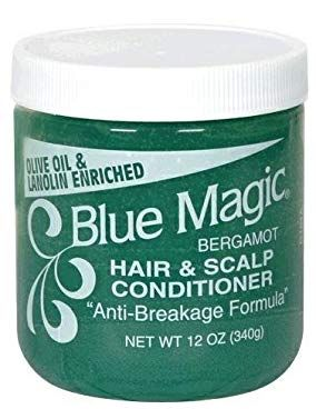 U S Blue Magic Bergamot J Size 12oz Beauty Enterprises Blue Magic