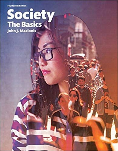 Society The Basics 14th Edition By John J Macionis Society Digital Book Free Books Online