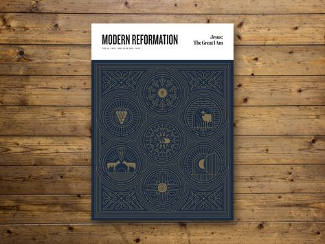 Jesus: The Great I Am • Modern Reformation
