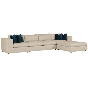 Cost Of A Como Sectional With Ottoman By Bernhardt Bernhardt Sectional Ottoman Furniture