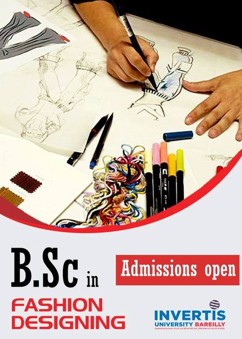 Invertis University Is Situated In Bareilly On Nh 24 Equidistant From The Country S In 2020 Fashion Designing Course Fashion Designing Colleges Fashion Design School