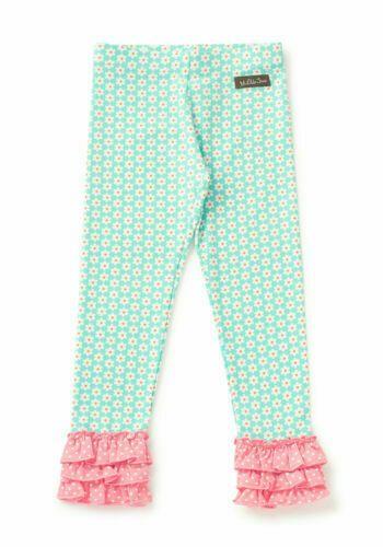 Matilda Jane STRIKE A POSE Leggings Girls Size 8 Make Believe NWT In Bag Blue