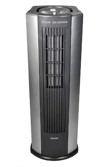 Envion Four Seasons 4 in 1 Air Purifier, Heater, Fan, & Humidifier
