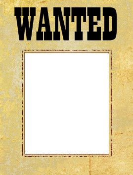 Free Wanted Poster Template Printable Wanted Poster Template Free Poster Template Free Poster Template Templates Printable Free