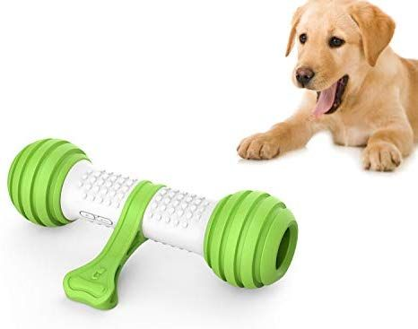 Pet Supplies Petgeek Electronic Pet Toys Automatic Dog Bone Toy