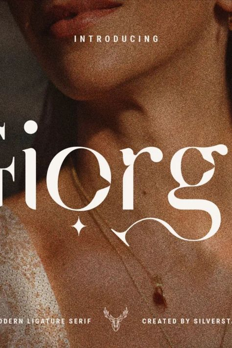 Giorgia - Elegant Ligature Serif