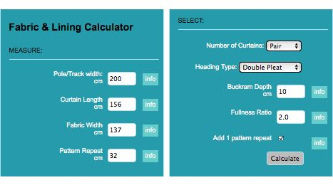 Introducing Our Fabric Quantity Calculator Sew Helpful Blog