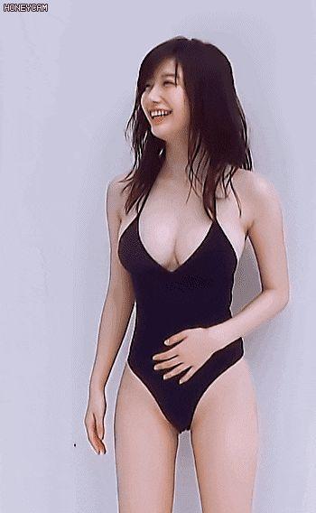 bf801396c5d3 Pin by Tplayg on 心胸寬 in 2019 | Bikini girls, Women swimsuits, Fashion