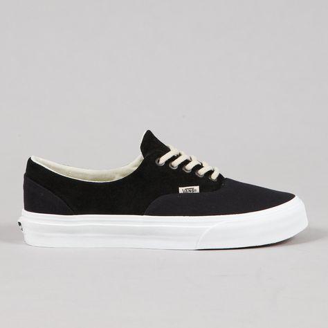 diversifiziert in der Verpackung am besten online 60% Freigabe VANS ERA REISSUE NS CA (HERRINGBONE) BLACK... | shoes | Vans ...