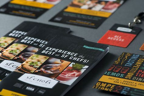 Storyboard - SF Chefs Graphic Design Pinterest - magazine storyboard
