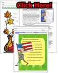 Lesson Plan: American Flag