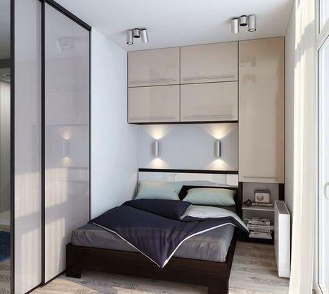 Pin Di Bed Room Apartment