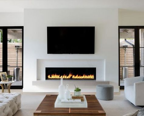 Indoor - Outdoor Electric Fireplace 50