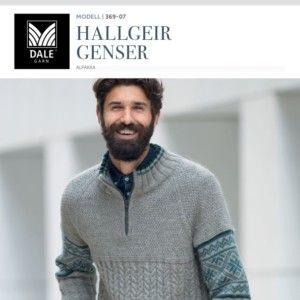 DG369 05 Harald genser | Dale Garn