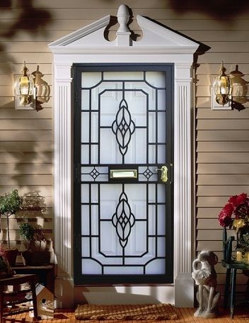 15 Trending Safety Door Designs With Pictures In 2020 Entrance