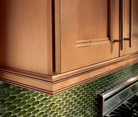 Install Kitchen Cabinet Valance - Anipinan Kitchen