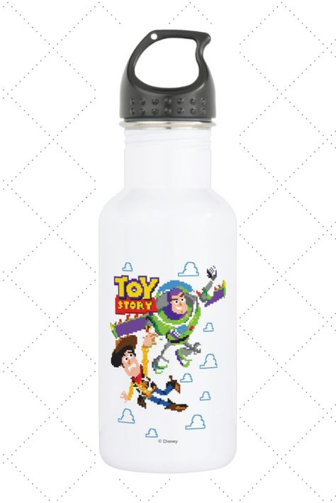 DISNEY TOY STORY BUZZ LIGHTYEAR WATER BOTTLE