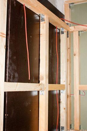 DIY Sauna Selber Bauen Verlegung Silikonkabel