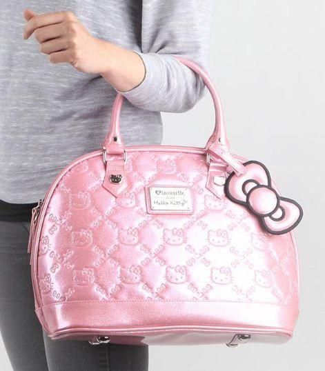 ca345e67d Hello Kitty Cross Body: Travel | Perfectly Pink | Hello kitty handbags, Hello  kitty bag, Hello kitty purse