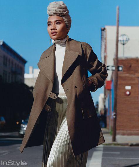 28 Yuna Fashion ideas | fashion, modest fashion, turban style