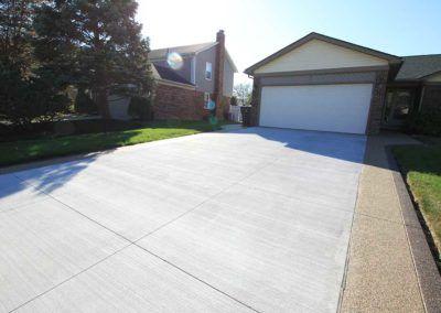 Biondo Cement Concrete Driveways Exposed Aggregate Concrete Concrete Installation