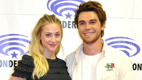 Lili Reinhart RESPONDS To KJ Apa Dating Rumors & Is Fed Up With Fans Shipping