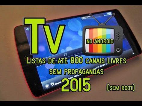 Assista Gratis Tv No Android Ate 800 Canais Com App Kodi Sem Root