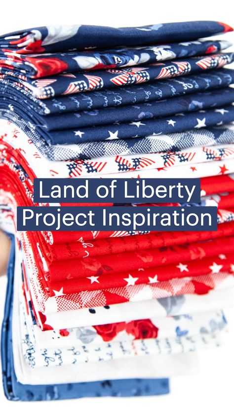 Land of Liberty Project Inspiration